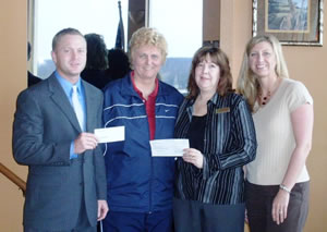 Kiwanis Supports the YMCA